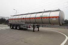凌宇牌CLY9401GRYS1型铝合金易燃液体罐式运输半挂车图片