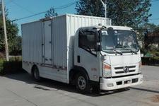 苏通牌HAC5071XXYEV1型纯电动厢式运输车图片
