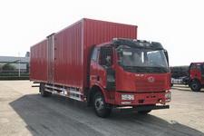 解放牌CA5160XXYP62K1L7E5型厢式运输车图片