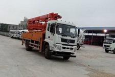 华悦达牌LZX5230THBL型混凝土泵车图片