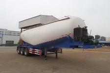 轩畅牌JFH9400GFL型中密度粉粒物料运输半挂车图片