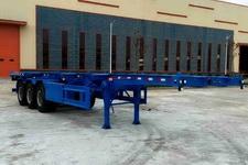 陆氏牌LSX9400TJZ型集装箱运输半挂车
