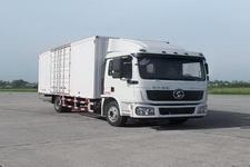 陕汽牌SX5180XXYLA6212型厢式运输车图片