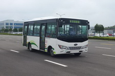 南骏牌CNJ6601JQNV型城市客车