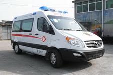 江淮牌HFC5037XJHEMDV型救护车图片