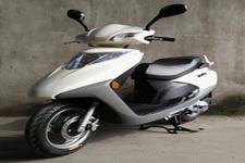 广本牌GB100T-2型两轮摩托车