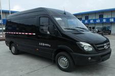 舒驰牌YTK5040XXYEV2型纯电动厢式运输车图片