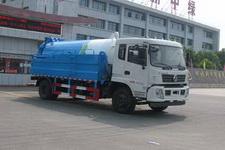 中洁牌XZL5160GQW5型清洗吸污车图片