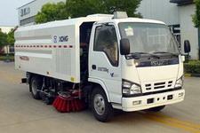 徐工牌XZJ5070TXSQ5型洗扫车图片
