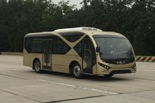 8.4米|10-30座青年纯电动城市客车(JNP6843BEVK)