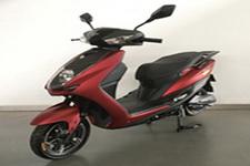 雅迪YD1000DT-17型电动两轮摩托车