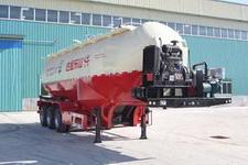 梁郓牌SLY9406GFL型中密度粉粒物料运输半挂车图片