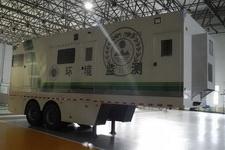 中天之星牌TC9120XJE型监测半挂车图片