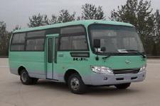 海格牌KLQ6609C5型客车图片
