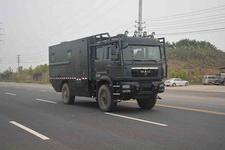 解放军用越野旅居车