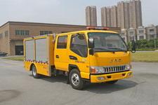 路之友牌ZHF5070XXH型救险车