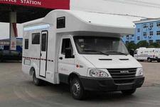 程力威牌CLW5043XLJN4型旅居车