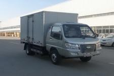宁汽牌HLN5030XXYEV型纯电动厢式运输车图片