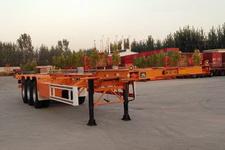 运腾驰牌SDT9401TJZE型集装箱运输半挂车图片