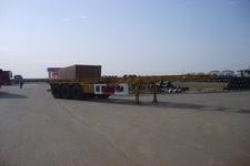 通华12.4米30.5吨3轴集装箱运输半挂车(THT9370TJZL01)