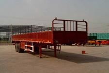 通亚达10米28吨2轴半挂车(CTY9342)