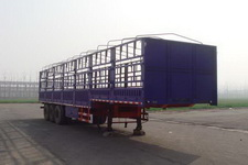 闽峰牌FDF9401CLX型仓栅式运输半挂车
