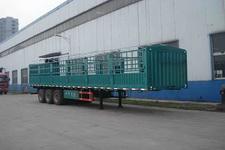驼山牌WFG9405CLXY型仓栅式运输半挂车