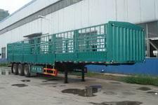 驼山牌WFG9404CLXYA型仓栅式运输半挂车