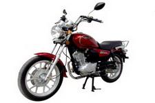 建设牌JS125-8A型两轮摩托车图片