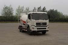 东风牌DFL5251GJBA4型混凝土搅拌运输车图片