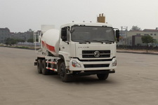 东风牌DFL5251GJBAX4型混凝土搅拌运输车图片