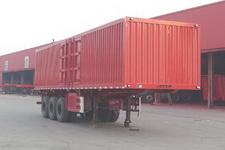金皖11米33吨3轴厢式运输半挂车(LXQ9401XXY)