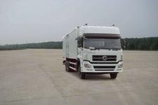 东风牌DFL5250XXYA12型厢式运输车图片
