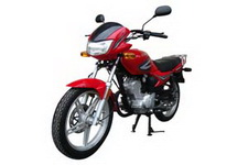 建设牌JS150-7A型两轮摩托车图片