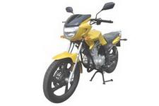 建设牌JS150-3C型两轮摩托车图片