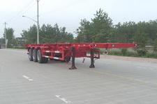金皖牌LXQ9401TJZ型集装箱运输半挂车