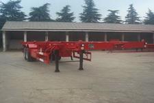 华夏牌AC9352TJZ型集装箱运输半挂车