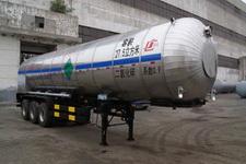 建成12.5米24.8吨3轴二氧化碳运输半挂车(JC9402GYU)