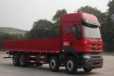 乘龙前四后八货车330马力19吨(LZ1310QELA)