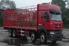 乘龙牌LZ5311CCQQELA型畜禽运输车图片