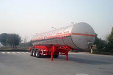 宏宙牌HZZ9406GYQ型液化气体运输半挂车图片