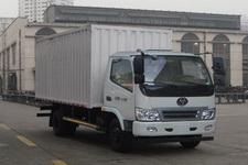 十通牌STQ5085XXYN04型厢式运输车图片