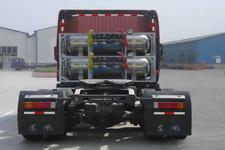 东风牌DFL4251A18型半挂牵引车图片