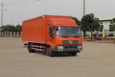东风商用车国四单桥厢式运输车160-180马力5-10吨(DFL5160XXYBX18)