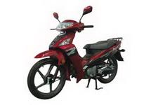 建设牌JS110-9H型两轮摩托车图片