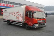 天锦厢式货车 7.65