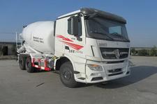 北方重工牌BZ5254GJBNV4型混凝土搅拌运输车图片