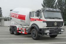 北方重工牌BZ5254GJBNA4型混凝土搅拌运输车图片