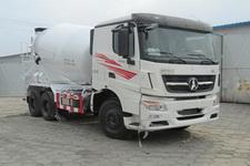 北方重工牌BZ5253GJBNV4型混凝土搅拌运输车图片