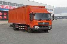 东风牌DFL5160XXYBX6A型厢式运输车图片